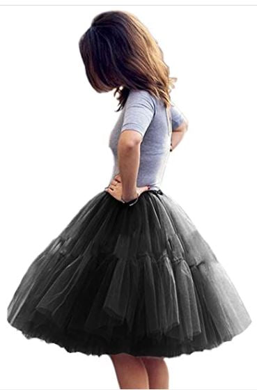 Every girl should have a tutu.
