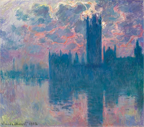 Monet Paint by Numbers