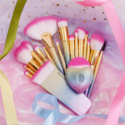 Docolor Fantasy Brushes Professional Makeup - Princesas del maquillaje