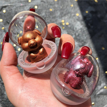 Animal Highlighter Holographic - Princesas del maquillaje