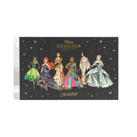 Disney Colourpop 15 Color Eye Shadow - Princesas del maquillaje