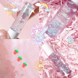 Primer Lip Gloss Cosmetic Make Up Moisturizing Waterproof Lasting LipGloss Lip Oil Cosmetic Biting Lip Plumper Makeup TSLM1 - Princesas del maquillaje