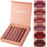 Lip Gloss Sets Natural Moisturize Waterproof - Princesas del maquillaje