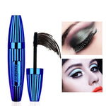 4D Fiber Eyelash Mascara Quick Dry Long Waterproof Extension Curling Longlasting - Princesas del maquillaje