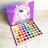 Unicorn Eye Shadow Palette Perfect for daily makeup and party makeup - Princesas del maquillaje