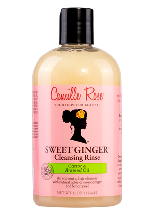 Open image in slideshow, Camille Rose Sweet Ginger Cleansing Rinse Beauty Supply store, all natural products for women, men, and kids. The wh shop is the sephora for black owned brands