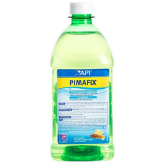 API PimaFix Antifungal Fish Remedy 60 oz Bottle (Treats 3,786 Gallons)