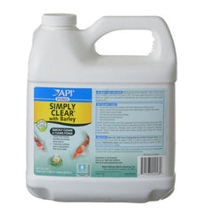 PondCare Simply-Clear Pond Clarifier 64 oz (Treats up to 16,000 Gallons)