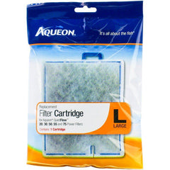Aqueon QuietFlow Replacement Filter Cartridge Large (1 Pack)