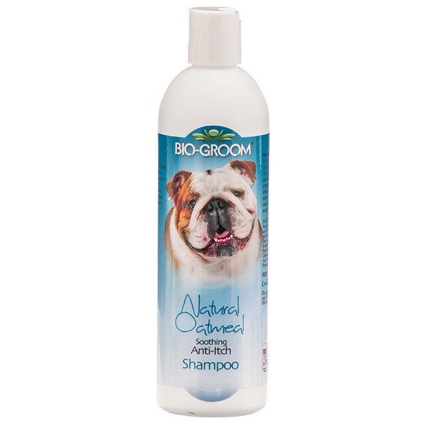 Bio Groom Oatmeal Shampoo 12 oz