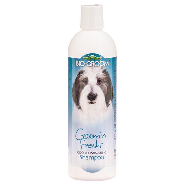 Bio Groom Groom N Fresh Shampoo 12 oz