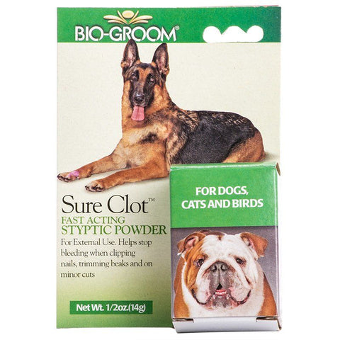 Bio Groom Sure Clot Styptic