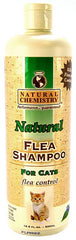Natural Chemistry Natural Flea & Tick Shampoo for Cats 16 oz