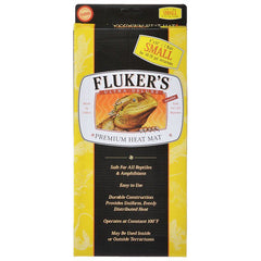 Flukers Ultra Deluxe Premium Heat Mat Small - 7 Watts (10-20 Gallons)