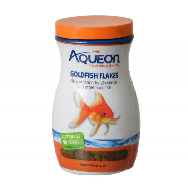Aqueon Goldfish Flakes 3.59 oz
