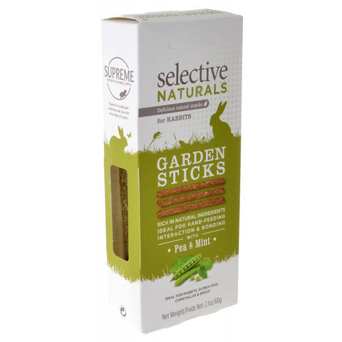 Supreme Selective Naturals Garden Sticks 2.1 oz