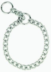 Coastal Pet Herm Sprenger Steel Chain Choke Dog Collar
