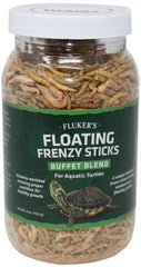 Flukers Floating Frenzy Buffet Blend for Aquatic Turtles