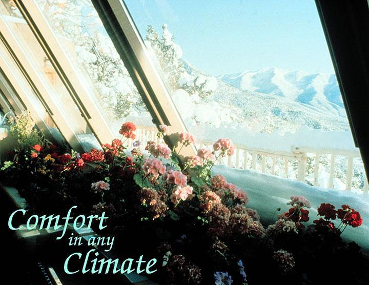Comfort in Any Climate - Earthship Biotecture