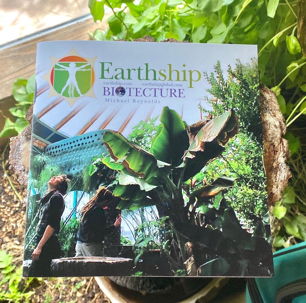 Earthship Catalogue - Intro To Earthship Biotecture