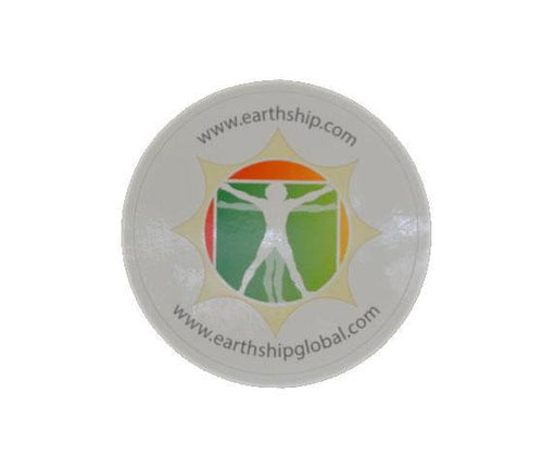 Earthship Biotecture Sticker - Earthship Biotecture