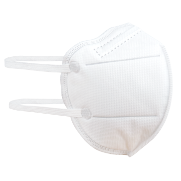 AM95A folded N95 Respirators White 20ct box ($2.29/mask)