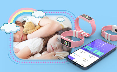 Fronfit K1 Cheap Fitness Tracker for Kids