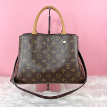 Load image into Gallery viewer, AUTHENTIC LOUIS VUITTON MONTAIGNE MONOGRAM PM (CA3105)