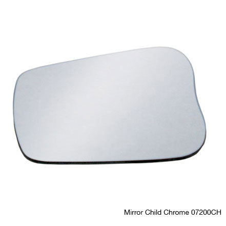 CHROME PLATED MIRRORS