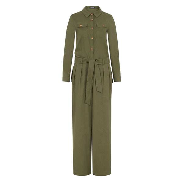 C225 Jumpsuit im Safari-Look