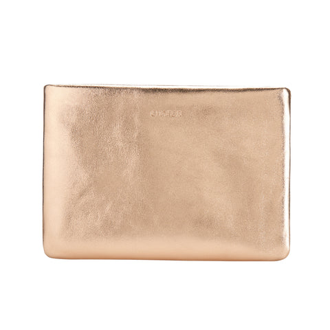 Clutch in Roségold metallic CA8