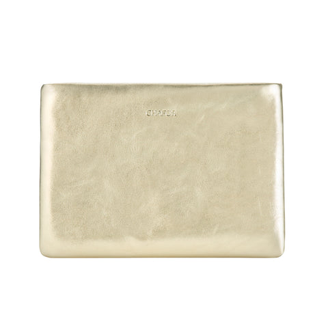 Clutch in Gold metallic-CA8