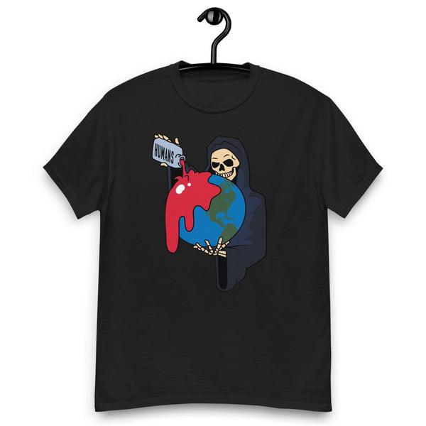 Death 2 Humans Tee (Multi Colors)
