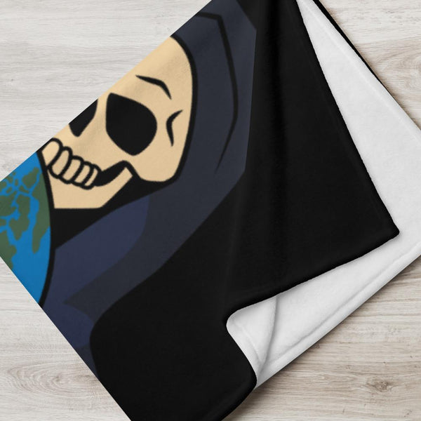 Death 2 Humans Blanket