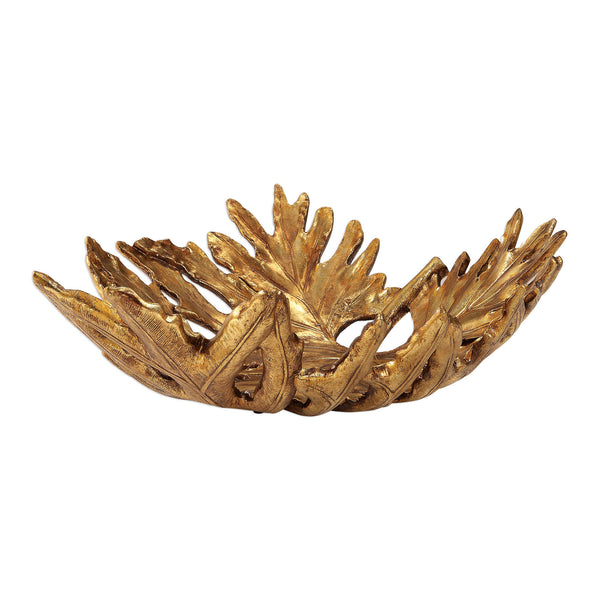 Oak Leaf Bowl