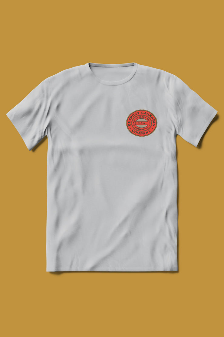 Outpost Badge Tee