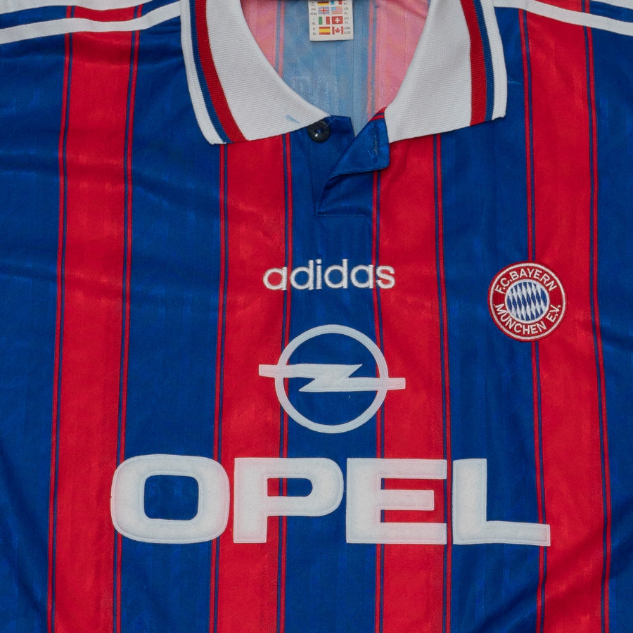 "Adidas Jersey ""FC Bayern"" Blue/Red, XL"