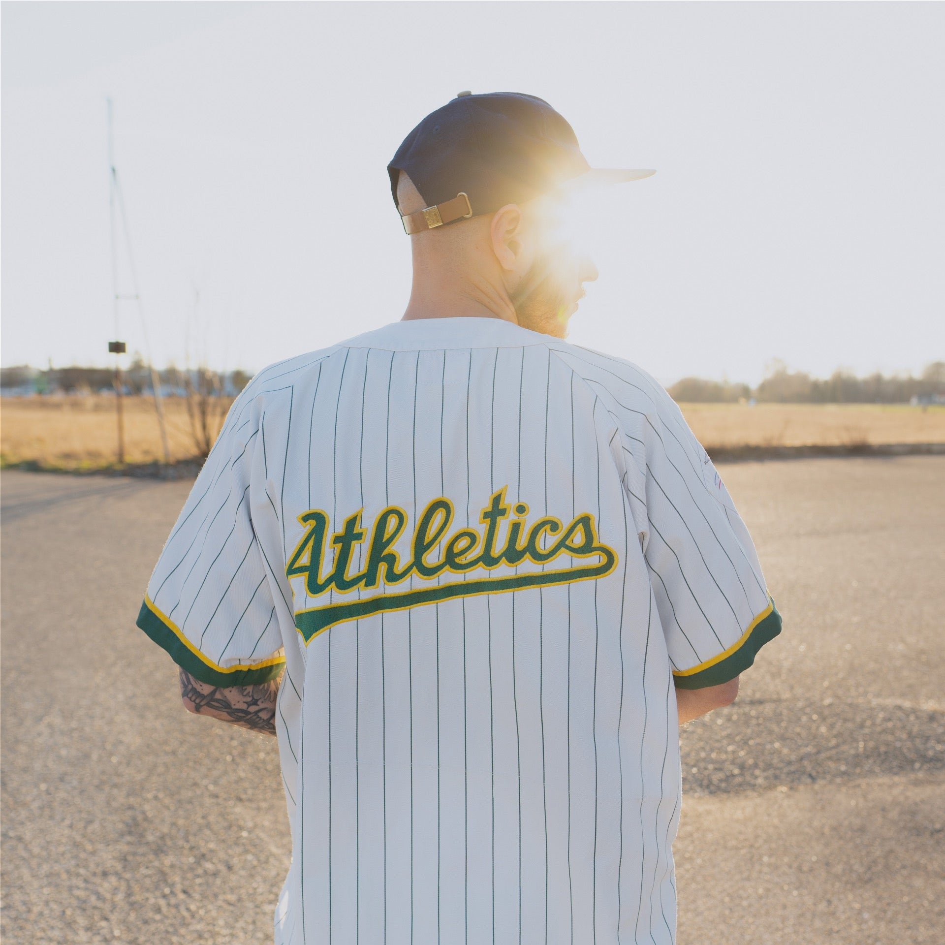 Vintage Jerseys Men