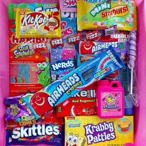 Candy Land Gift Box