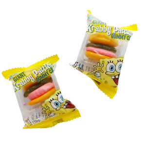 SpongeBob Giant Gummy Krabby Patty