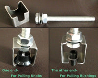 Knob and bushing puller