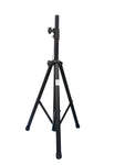 DiamondBoxx Aluminum High Strength Adjustable Speaker Tripods (PAIR) with Air Shock
