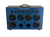 DiamondBoxx XL2 Blue big bluetooth speaker loudest bass portable wireless
