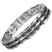 Load image into Gallery viewer, Silver Bracelet For Men
