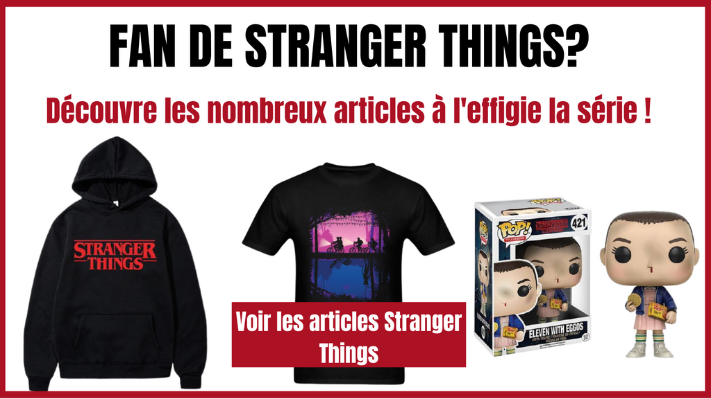 Page d'accueil | La Boutique Stranger Things