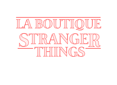 La Boutique Stranger Things