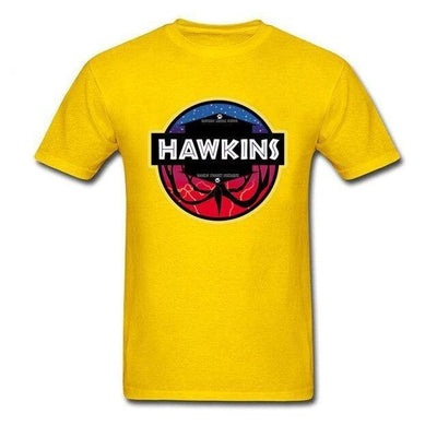 T-shirt Stranger Things Hawkins | La Boutique Stranger Things
