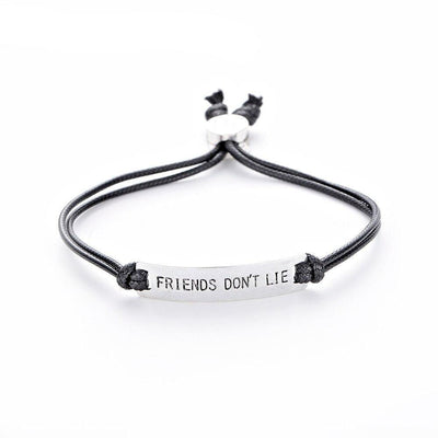Bracelet Stranger Things Friends Don't Lie | La Boutique Stranger Things