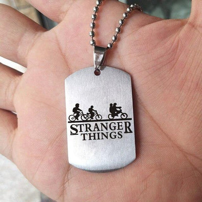 Collier Stranger Things Classic | La Boutique Stranger Things