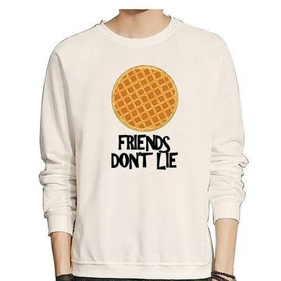 Pull Stranger Things Friends Don't Lie | La Boutique Stranger Things